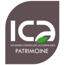 Logo ICA patrimoine